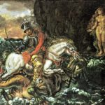 St. George and the Dragon (qualquer 1904)