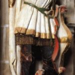 San Jorge triunfa sobre el dragón (alguna 1500)