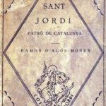 Sant Jordi, patrón de Cataluña (alguna 1926)
