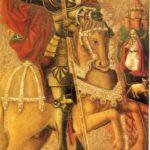 Sant Jordi i la princesa (any 1500)
