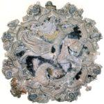 Clave de bóveda de San Jorge (alguna 1467)