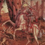 St. George and the Dragon  (qualquer 1460)