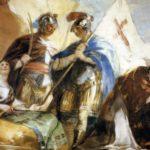 Sant Jordi i Sant Frontonio (any 1780)