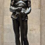 Estàtua de l'Ajuntament de Barcelona (alguna 1916)