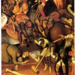 Retaule de Sant Jordi, taula de la decapitació (qualunque 1430)