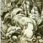 Sant Jordi i la princesa (qualunque 1876)