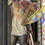 San Jorge matando al dragón (alguna 1893)