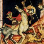 San Jorge y la Princesa (alguna 1400)