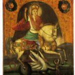 Sant Jordi i el drac (any 1800)