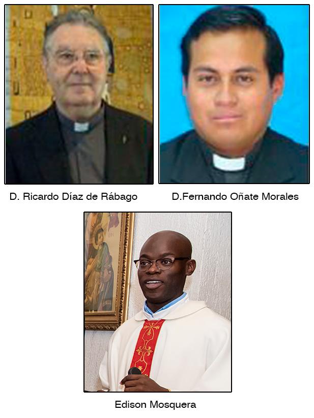 Consiliari i Vicari Junta Directiva 2014 - 2017