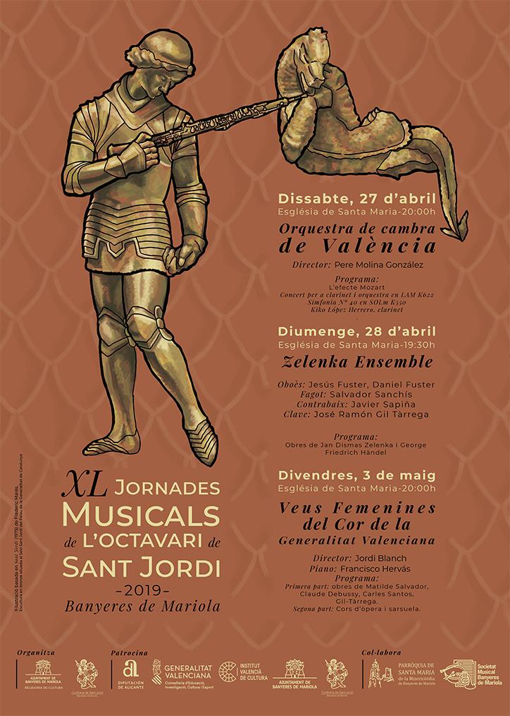 XL Jornades Musicals de l'Octavari de Sant Jordi (2019)