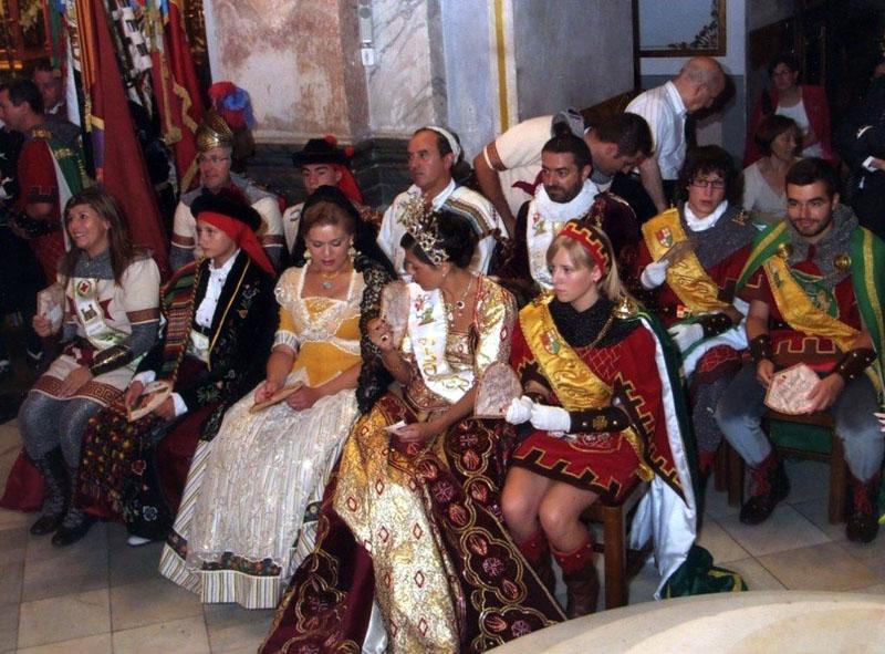 2010-09-05, Missa major de la Relíquia