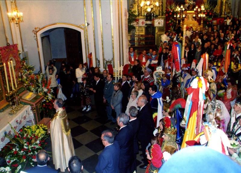 2011-04-30, Processó de Sant Jordi, Cant dels Gojos