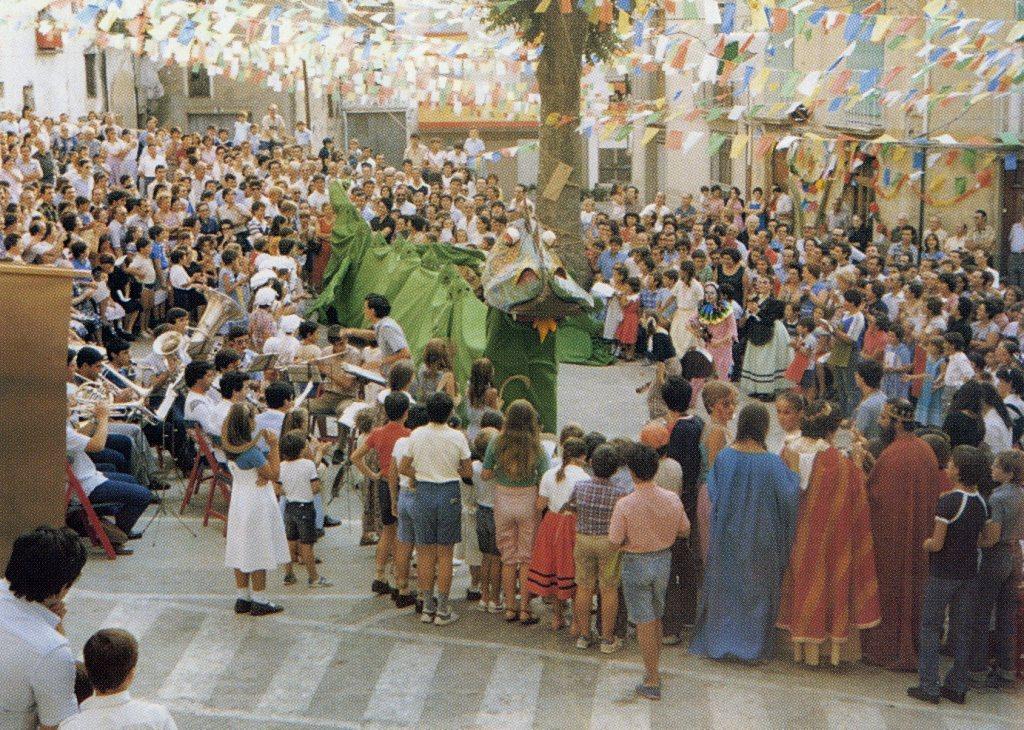 1981-08-29, II centenário da chegada da relíquia, VIII setor