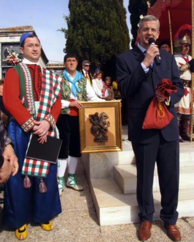 2009-04-25, Cemitério Mass