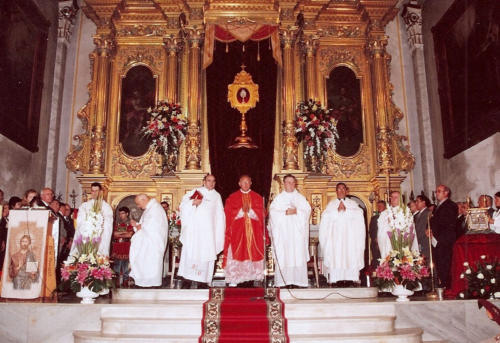 2004-09-05, Missa major de la Relíquia