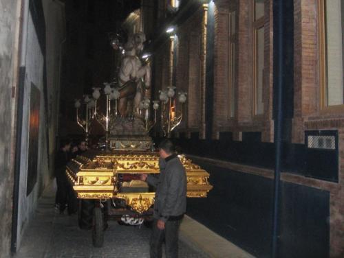 2010-04-02, Preparativos para Fiestas de San Jorge