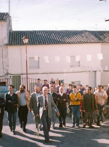 1980-10-26, II Centenari de l'arribada de la Reliquia, I sector