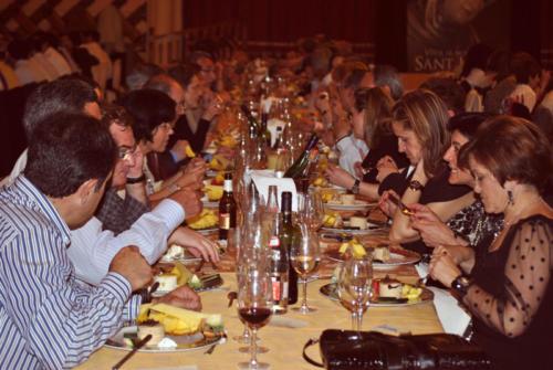 2011-05-14, Cena de hermandad de las Juntas Directivas