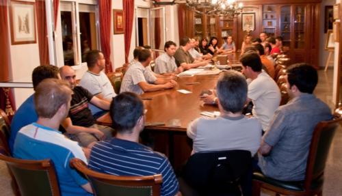 2011-06-17, Vorstand