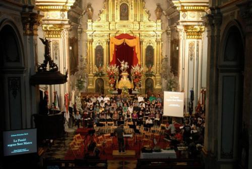 2011-05-08, Musical Conferência XXXII da oitava de St. George