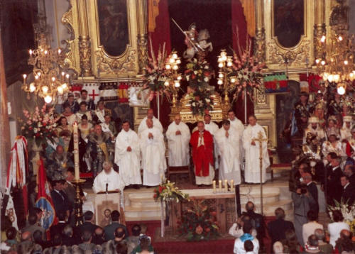 2005-04-23, Mass of St. George