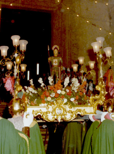 1977-09-04, Procession of the Relic
