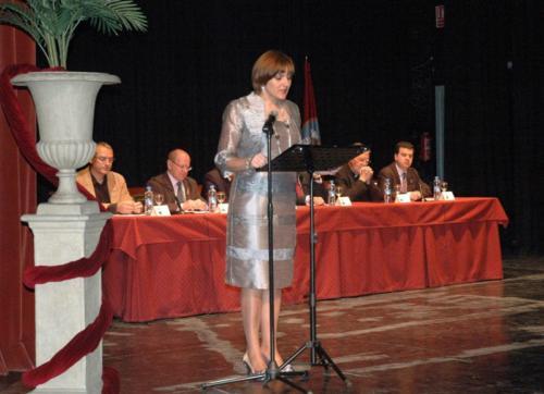 2011-04-17, Presentació de la pàgina web i dels treballs de l'arxiu de la Confraria