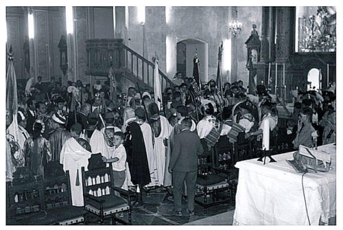 1950-04-23, Messe de Saint-Georges