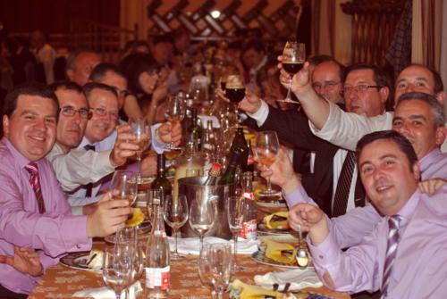 2011-05-14, Sopar de germanor de les Juntes Directives