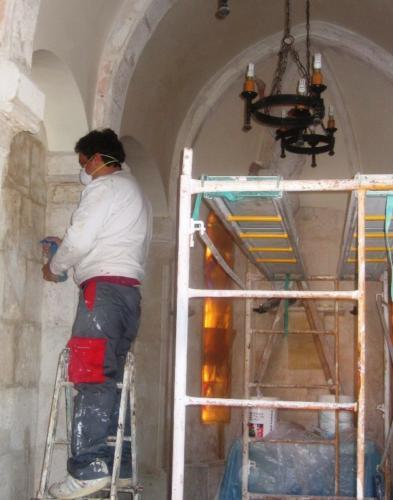 2010-03-16, Mantenimiento de Patrimonio
