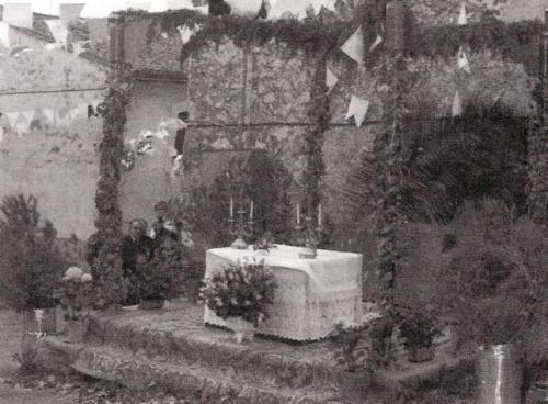 1981-03-22, II Centenari de l'arribada de la Reliquia, el sector III
