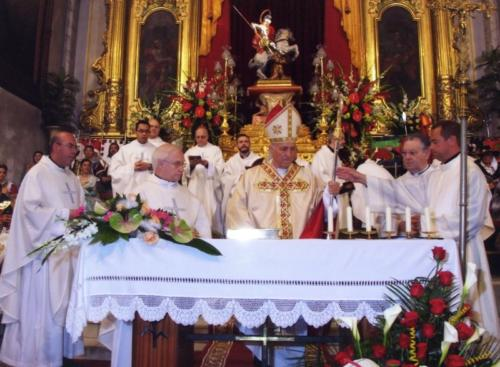 2010-04-23, Messe de Saint-Georges