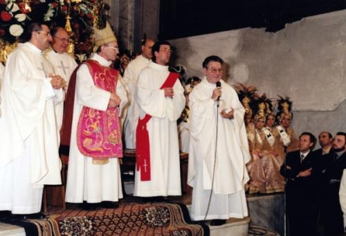 2001-04-23, Mass of St. George