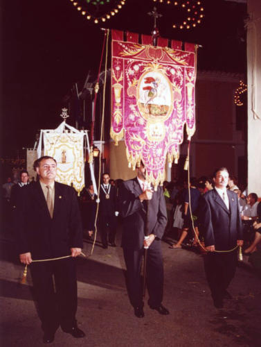 2000-08-25, Procession of Camp de Mirra