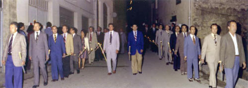 1978-04-23, Procession of St. George