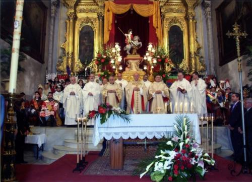 2011-04-30, Messe de Saint-Georges