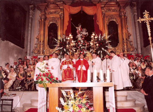 2003-04-23, Messe de Saint-Georges