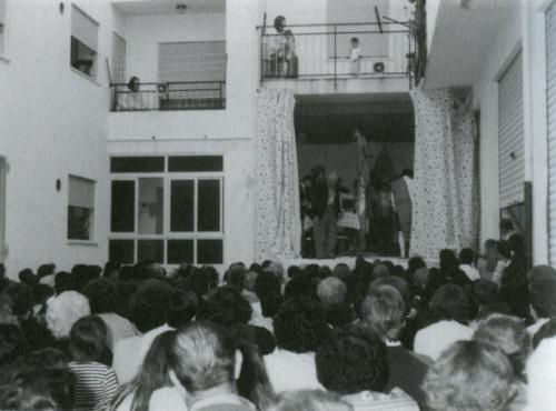 1981-06-24, II Centenari de l'arribada de la Reliquia, V sector