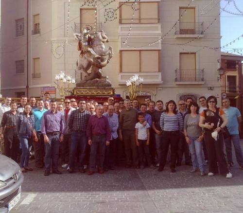 2011-04-10, Preparatius per a les festes de Sant Jordi