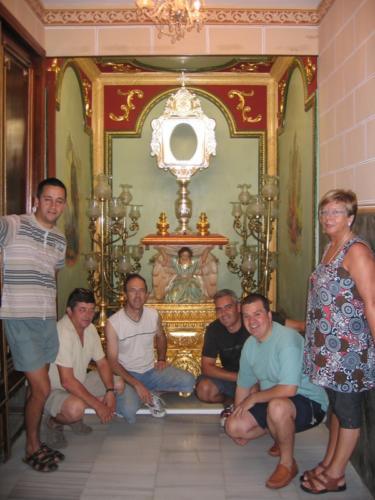 2010-08-25, Pflege des kulturellen Erbes