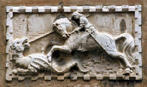 1998-01-24, Relief of St. George