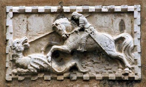 1998-01-24, Relleu de Sant Jordi
