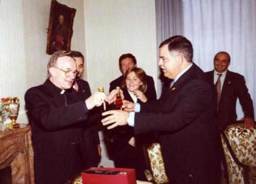 2000-10-10, Viatge a Lourdes-Campán