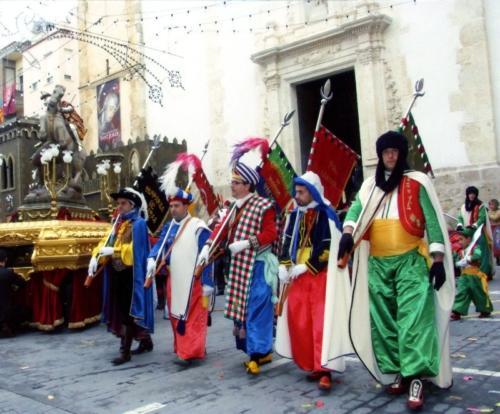 2011-04-30, Processó de Sant Jordi