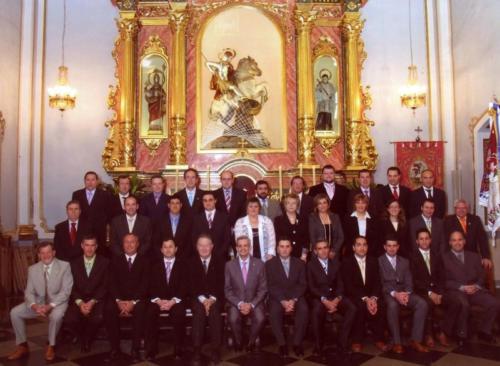 2008-05-03, Conselho de Administração