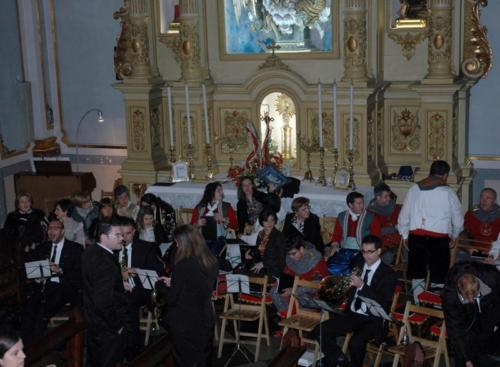2011-04-30, Mass of St. George
