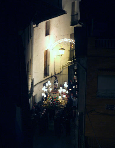2003-05-03, Trasllat