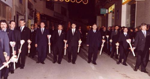 2000-04-23, Prozession von St. George