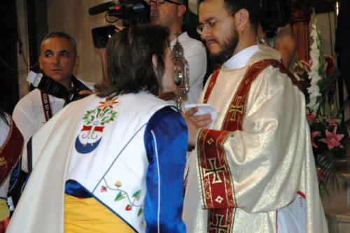 2010-09-05, Procession de la Relique